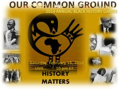 250 Points 10 Bonus Challenge Your Black History Knowledge March 1, 2014 Take the Challenge  Family Team and Individual Friendly Call in with your answers and score