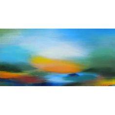 Posterazzi A Time to Revisit Canvas Art - Leo Posillico (24 x 48)