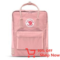 Buy the Fjallraven Kanken Backpack at eBags - With a classic look that never goes out of style, this backpack is perfect for the modern traveler w Mochila Kanken, Kanken Backpack, Halloween Zombie, Shops, Harajuku Fashion, Harajuku Style, Tumblr Outfits, Abs, Navy Blue