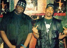 Biggie & 2Pac