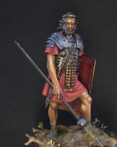 75mm figure Pegaso Models Painted by Aythami Alonso Torrent  Step by Step Video-Tutorial  For Sale