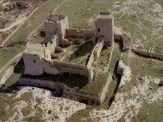castello-di-san-michele prima della realizzazione del parco e del restauro di fine anni'80
