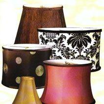 Ye Olde Lamp Shoppe: Custom hand-made lamp shades & accessories ...