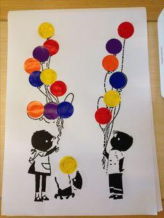 Jip en Janneke knutselen Diy Presents, Simple Art, Primary School, Schmidt, 2 Colours, Diy Cards, Colored Pencils, Annie, Doodles