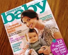 The Todd & Erin Favorite Five Daily is out--Free Subscriptions To Family Circle & American Baby magazines