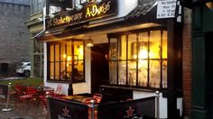 One of the oldest Pubs in Bristol which dates backs to Serves Modern and Classic Pub Grub using fresh ingredients from local suppliers & cooked to orde. Old Pub, Pubs And Restaurants, Urban City, Shakespeare, Bristol, Cities, Bath, Modern, Bathing