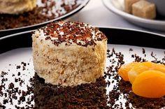 Самые вкусные рецепты: Абрикосовое пирожное
