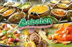 Enjoy a Delectable Local Buffet Cuisine at the Cabalen Buffet for 2 to 3 Persons: P600 instead of P1000 worth - Get your vouchers now exclusively at www.MetroDeal.com