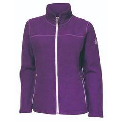 Kjøp Ivanhoe Beata Full Zip fra Outnorth Athletic, Zip, Purple, Jackets, Shopping, Fashion, Down Jackets, Moda, Athlete