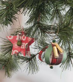How To Make A Rounded paper strip ornament