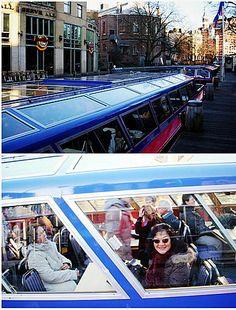 荷蘭~阿姆斯特丹-乘玻璃船遊覽運河風光※世界文化遺產(4) @ 燕青大美女部落格 :: 隨意窩 Xuite日誌