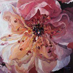 초상화로써의 꽃-매화