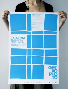 Jaialdia Festival #Poster by Barfutura