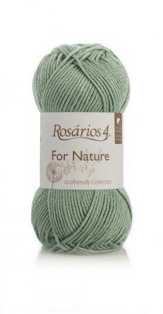 For Nature: 100% Organic Cotton/Algodão Orgânico