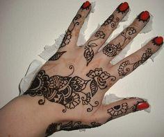 Easy Henna Designs Easy Henna Designs – Mehndi Designs