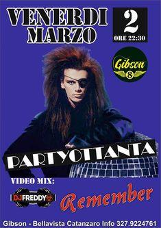 #IlVenerdìDelCentro!!  #RememberParty80s