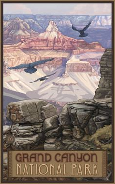 Grand Canyon View Pal 380 - Paul Lanquist