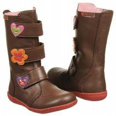 Agatha Ruiz de la Prada 111952 Tod/Pre Boots (Brown) - Kids' Boots - 25.0 M