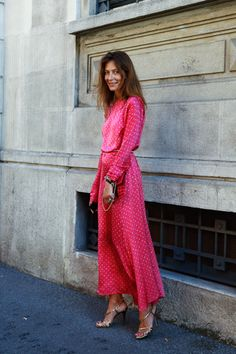 pink jumpsuit #style #fashion