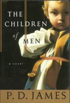 The Children of Men by P.D. James: In 1994, infertility strikes England as male sperm counts mysteriously drop to zero. By 2021, the last generation of  newborns has reached maturity, and despair besieges the nation. When Theo, an apathetic Oxford professor, is contacted by a group of young dissidents seeking his help, he sheds his malaise and becomes an active member of the rebellion. James's strength is her ability to depict the disillusionment and hopelessness of a world with no future.