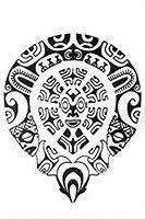 tatuagem.polinesia.maori.0184 | Tatuagem Polinésia - Maori -… | Flickr
