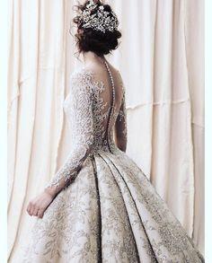 Bir Kızın Hayali �� #bayildim #bridal #bridaldress #hautecouture #womandress #love http://gelinshop.com/ipost/1524912793516771228/?code=BUplBs7BAec