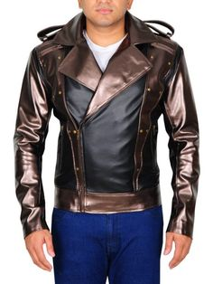 "Men/'s Comfortable /""Boehmer Black Leather Shearling Winter Warm Coat Jacket"