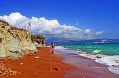 Kefalonia holidays is one of the best options among the Ionian islands. Spend one week in Kefalonia and fall in love with this island forever! Greek Islands, Villa, Europe, Beach, Water, Holiday, Summer, Outdoor, Collection