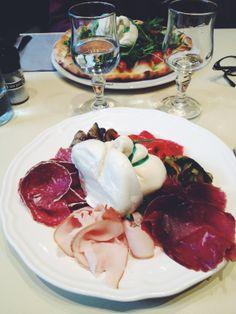 Restaurant italien à Lyon