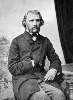 Turgenev Ivan - Russian writer