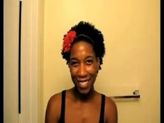 *Re-Upload*   Original Upload Date: August 29, 2009    Lets Face it, we don't always have time for braid-outs and twist outs. Here are some styles I use on a daily basis that take 5 minutes or less. These are especially great for athletes who constantly have to wet their hair or women who don't have a lot of time at night or in the morning.     ...