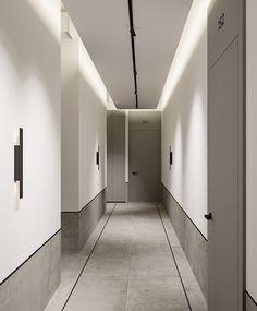 Foyer Design, Lobby Design, Hallway Designs, Ceiling Design, Hotel Hallway, Hotel Corridor, Hotel Interiors, Office Interiors, Lobby Interior