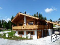 Luxe chalet op toplocatie in Oostenrijk