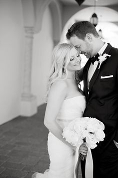black and white romance Paradise Valley Wedding from Stephanie Fay Photography + Victoria Canada Weddings and Events  Read more - http://www.stylemepretty.com/2013/11/01/paradise-valley-wedding-from-stephanie-fay-photography-victoria-canada-weddings-and-events/