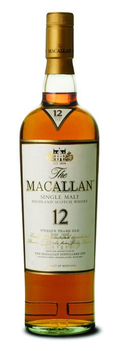 The Macallan 12 year