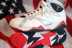 Air Jordan 7 Retro - Olympic MUST HAVE!!!!