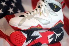 Air Jordan 7 Retro - Olympic MUST HAVE!!!!