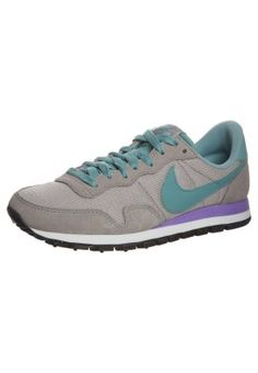 Nike Sportswear AIR PEGASUS '83 - Sneaker - grey/turquoise/violett - Zalando.at