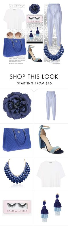 """trying to be more active:)"" by alliepas0403 on Polyvore featuring Monsoon, Alberto Biani, Chanel, GUESS, Adoriana, Vince, Boohoo, Oscar de la Renta, Chloé and Nicki Minaj"