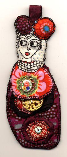 Les petites effigies | ise - brodeuse d'images