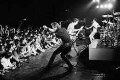 The Clash...Paul Simonon,Joe Strummer, and Mick Jones.