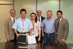 Firma la UAM contrato de transparencia tecnológica de sistema de Respirometría