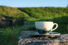 Savenvalajanhuone - Beauty that lasts. For more of our love poured into SHHS Ceramics, check out the Online Store: www.astiasto.com/verkkokauppa #dishes #ceramics #Finland #Lapland My Coffee, Tea Cups, Ceramics, Dishes, Finland, Tableware, Beauty, Store, Check
