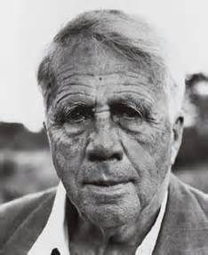 Robert Frost - A true legend in every sense of the word
