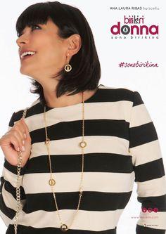 Ana Laura Ribas ha scelto #birikini!! Collana e orecchini della linea #wonder! #sonobirikina #birikinidonna #ribasbirikina