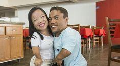 brezilyalı çift dünyanın en kısa çifti oldu