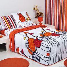 Edredón Conforter LULA A Cañete - Edredones Conforter Divertidos - Gauus