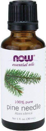 NOW Foods Pine Oil, 1 ounce (Pack of 2) by Now Foods. $11.98. Aroma:  Balsami pine scent.  Benefits:  Purifying, cleansing, refreshing.