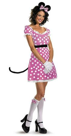 #Minnie Mouse Costume