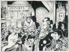 Alan Ford e il Gruppo TNT by Magnus & Bunker